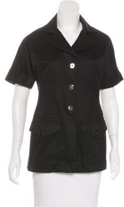 Balenciaga Tailored Longline Jacket