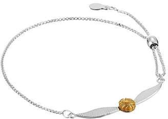 Alex and Ani Women Multicolour Charm Bracelet of Length 24.13cm AS18HP07S