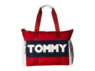 Tommy Hilfiger Tommy Nylon Tote Tote Handbags