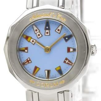Corum Admiral's Cup Blue Steel Watches