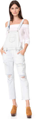 One Teaspoon Diamonde Awesome Overalls $179 thestylecure.com