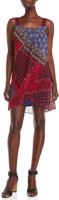 Desigual Cassidy Printed Shift Dress