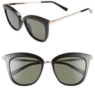 7543438434f3 ... Le Specs Caliente 53mm Cat Eye Sunglasses