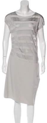 Armani Collezioni Knit Knee-Length Dress w/ Tags