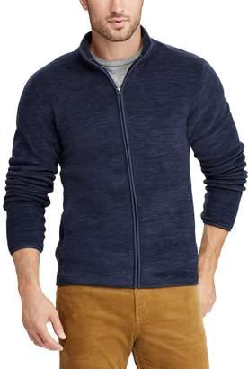 Chaps Men's Classic-Fit Space-Dye Full-Zip Jacket
