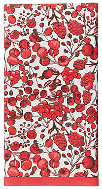 John Lewis & Partners Ruby Berry Tablecover
