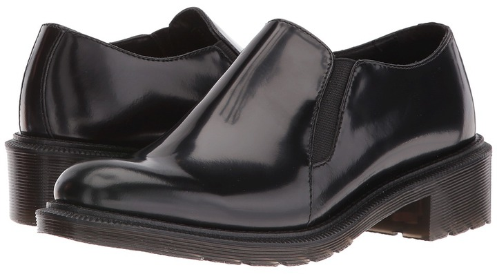 Dr. Martens Dr. Martens - Rosyna Double Gusset Shoe Women's Slip on Shoes
