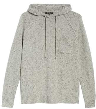 Bobby Jones Rule 93 Donegal Regular Fit Hooded Sweater