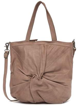 Monroe Day & Mood Leather Tote