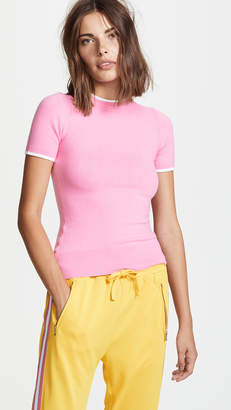 JoosTricot Short Sleeve Sweater