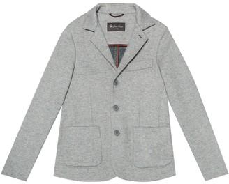 Loro Piana Kids Cashmere-blend jacket