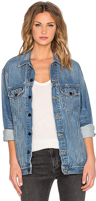 Alexander Wang DENIM x Daze Oversized Jean Jacket