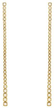 Sara Weinstock Women's Isadora Cushion Drop Earrings - Gold