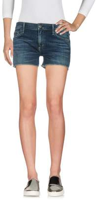 Citizens of Humanity Denim shorts
