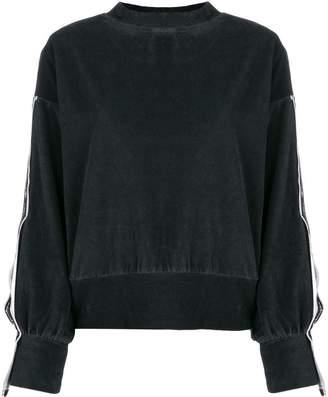 Champion velvet sweater