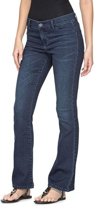 Women's Juicy Couture Flaunt It Bootcut Jeans $50 thestylecure.com