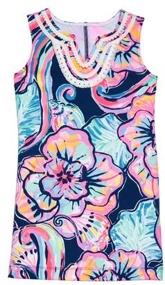 Lilly Pulitzer R) Mini Harper Shift Dress
