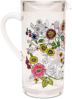 Vera Bradley (ヴェラ ブラッドリー) - Vera Bradley Coral Floral Acrylic Pitcher