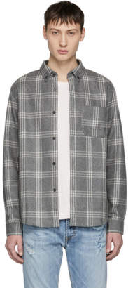 A.P.C. Grey Walter Shirt