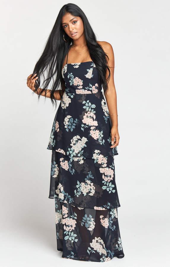 Show Me Your Mumu Calypso Ruffle Dress ~ Fleur de Fun