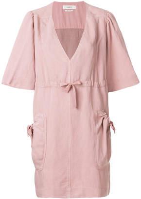 Etoile Isabel Marant drawstring dress
