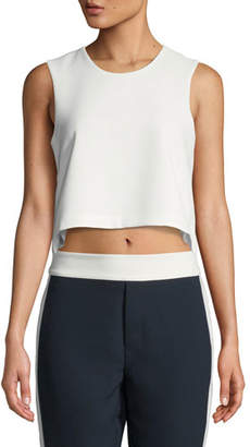 Club Monaco Midan Sleeveless Crop Top