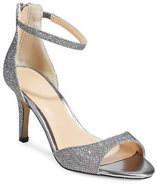 EXPRESSION Nina Glitter Heeled Sandals