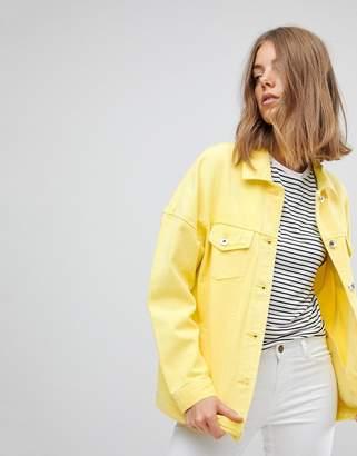 Vero Moda Colored Denim Jacket
