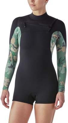 Patagonia R1 Lite Yulex Front-Zip Long-Sleeve Spring Suit - Women's