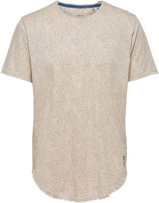 ONLY & SONS Classic Short-Sleeve Cotton Tee