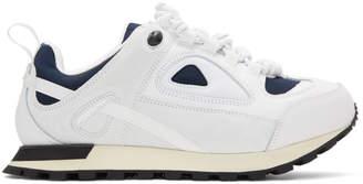 Maison Margiela White Security Runner Sneakers