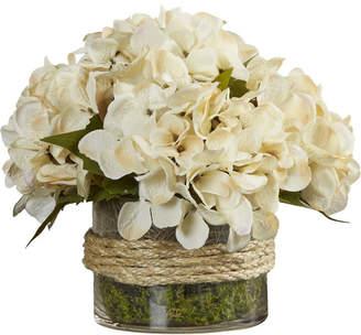 DAY Birger et Mikkelsen August Grove Hydrangea in Rope Glass Vase