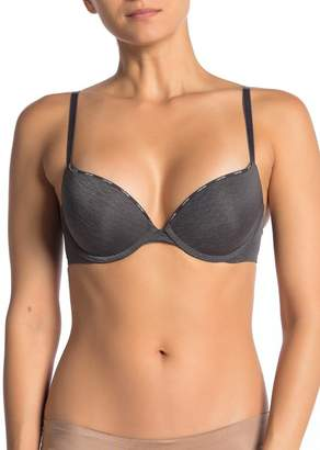 Calvin Klein Push-Up Plunge Bra (Regular & Plus Size)