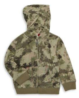 Splendid Little Boy's Camouflage Jacket