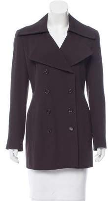 Joseph Double-Breasted Wool Jacket