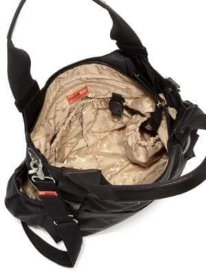 Storksak Tania Bee Nylon Diaper Bag