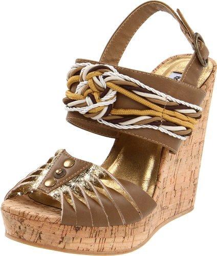 Not Rated Women's Up Do Platform Sandal