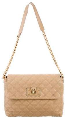 Marc Jacobs Quilted Leather Bag