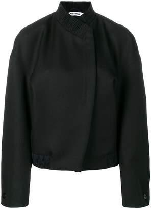 Jil Sander oversized wool jacket