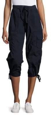 Calvin Klein Cropped Cargo Pants