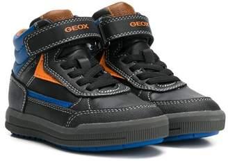 Geox Kids hi-top sneakers