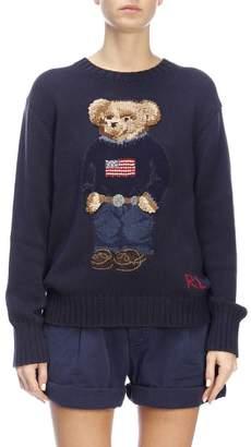 1736da8602 Navy Ralph Lauren Womens Sweater - ShopStyle