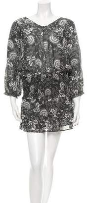 Ulla Johnson Floral Batu Dress w/ Tags