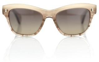 Oliver Peoples Pecan Sofee Wayfarer Sunglasses