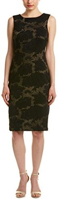 Julia Jordan Women's Metallic Jacquard Dress $44.99 thestylecure.com