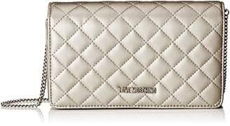 Love Moschino Borsa Nappa Pu Quilted, Women's Shoulder Bag,6x13x23 cm (B x H T)