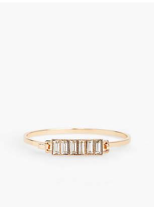 Talbots Crystal Baguette Bracelet