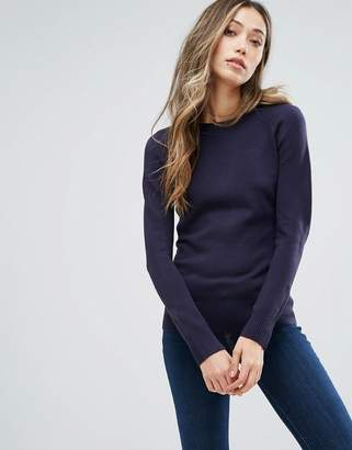 French Connection Baby Soft Raglan Crew Neck Sweater