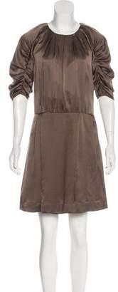 See by Chloe Silk Mini Dress