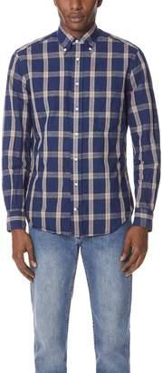 Gitman Brothers Long Sleeve Cotton Line Shirt